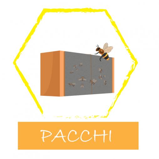 Pacquets d'abeilles