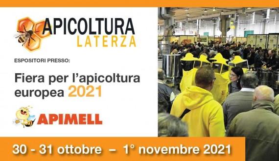 APIMELL: the European beekeeping fair 2021